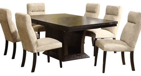square dining table with leaf extension homelegance homelegance avery extension leaf pedestal