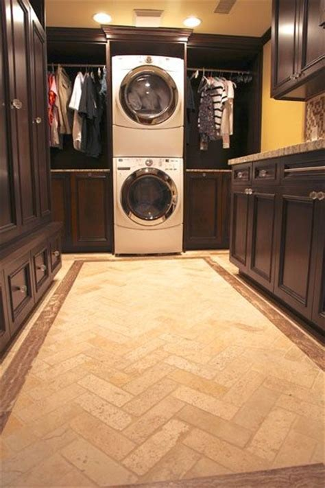 walk in closet with washer dryer kitchen and house