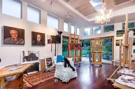 Studio H Home Design : San Francisco Bay Area Artist Studio