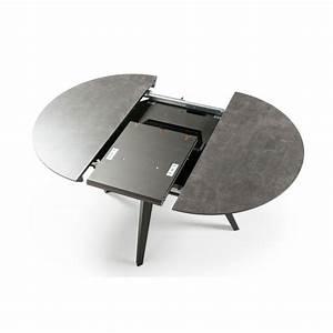 Table De Cuisine Ovale : table ovale rallonge maison design ~ Teatrodelosmanantiales.com Idées de Décoration