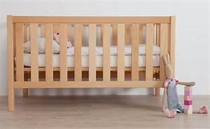Babybett Umbaubar Zum Juniorbett : babybett umbaubar zum juniorbett kohler nat rlich einrichten naturholzm bel ~ Watch28wear.com Haus und Dekorationen