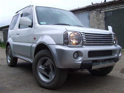 jimny sierra used 2002 suzuki jimny sierra photos 1300cc gasoline