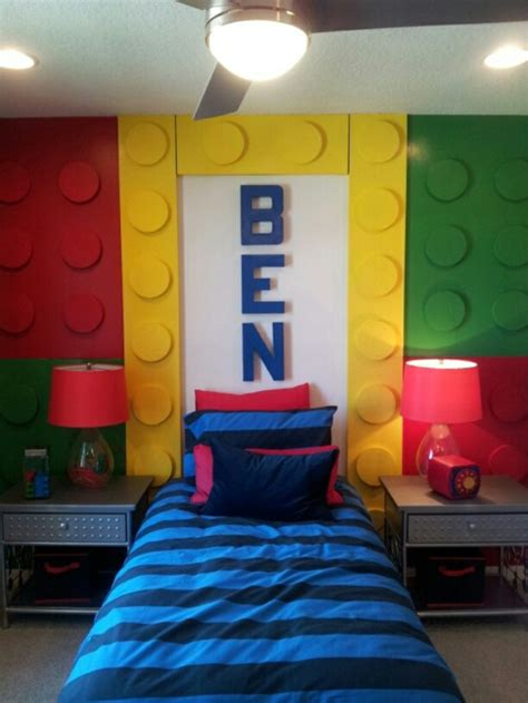 Kinderzimmer Gestalten Lego by 44 Beispiele Die Das Kinderzimmer Gestalten Kinderleicht