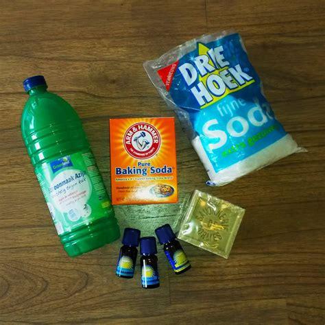 soda reinigingsmiddel