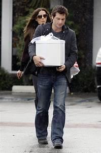 Len Wiseman Photos Photos - Kate Beckinsale And Len ...