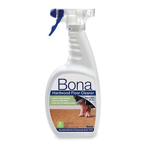 Bona  Ounce Hardwood Floor Cleaner Spray Bottle Bed