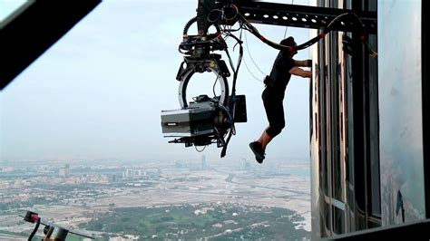 Tom Cruise And Mi4 Ghost Protocol Brothers Ink Productions