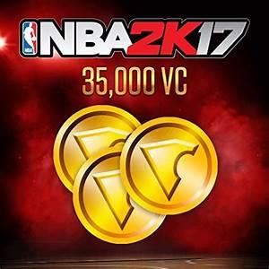 NBA 2K17 15000 VC PS4 Digital Code