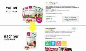 Online Angebot : online angebot clean foods konjak rawnudeln beispiel spaghetti lebensmittelklarheit ~ Watch28wear.com Haus und Dekorationen