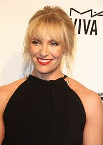 Toni Collette at Elton John AIDS Foundation Academy Awards ...