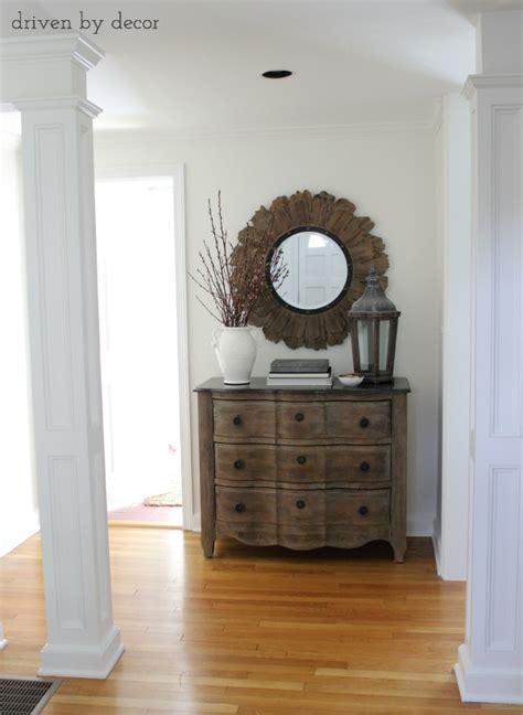 Foyer Mirrors by Foyer Progress Driven By Decor