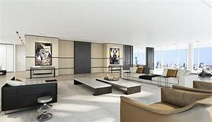 11 spacious modern apartment residence Interior Design