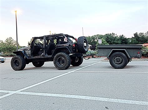 military trailer cer our m416 military trailer project offroad elements inc