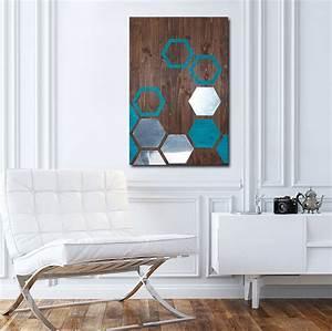 modern painting wood wall art metal wall art modern wall With modern wall decor