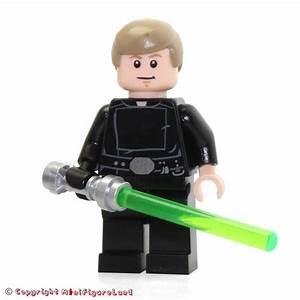 LEGO Star Wars MiniFigure - Luke Skywalker (Jedi Master ...