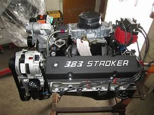 383 - Replacement Engine Parts
