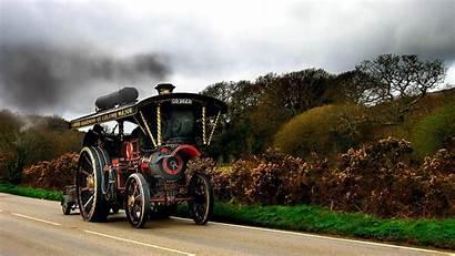 Tractor Wallpapers 4k Farm Oldtimer Wallpapersafari Vehicle