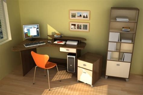 Small Home Office Decorations