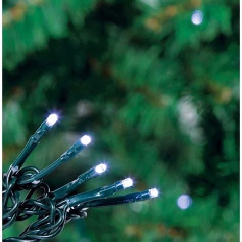 80 multi function led christmas tree lights bright white