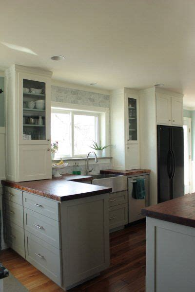 sherwin williams countertop paint two tone cabinets paint is pewter tankard by sherwin