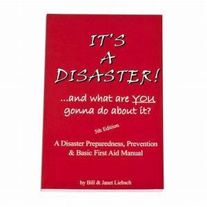 Best Disaster Preparedness Prevention Book