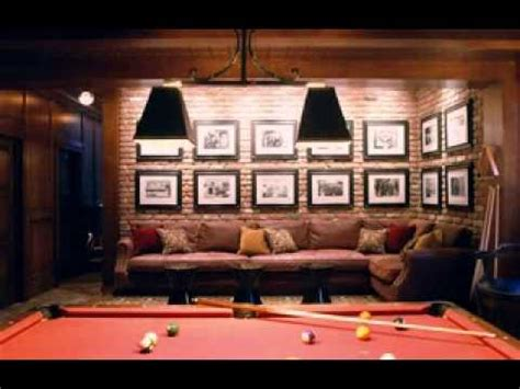 Best Game Room Decorating Ideas Youtube