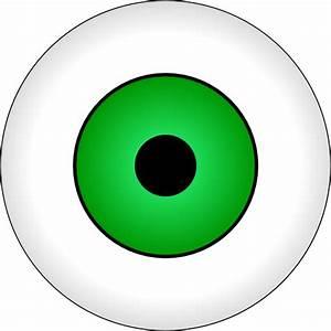 Green Eye Clip Art at Clker.com - vector clip art online ...