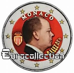 2 Euro Monaco 2017 : 2 euro monaco 2017 albert ii couleur 1 eurocollection ~ Jslefanu.com Haus und Dekorationen