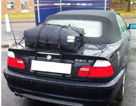 bmw  series coupe roof box rack