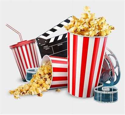 Popcorn Cinema Theater Background Clipart Fm Movies
