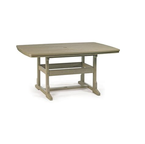 dh 0710 42 quot x 60 quot dining table