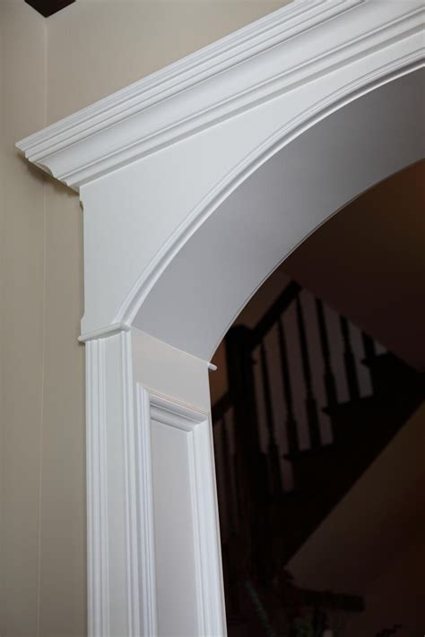 Window Crown Molding by Battaglia Homes The Best In Interior Trim Part I