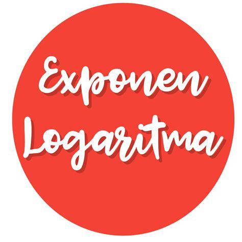 rumus rumus eksponen  logaritma