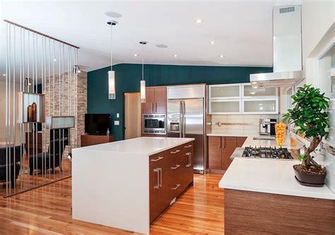 modern kitchens  retro houses moda kitchens