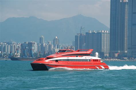 Ferry Zhuhai To Hong Kong by Hong Kong Macau Turbojet Ferry Hk Up