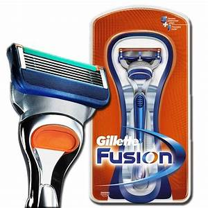 Gillette Fusion Manual Scheersysteem   1 Scheermesje