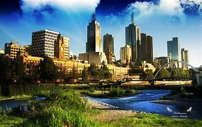 Melbourne Australia Wallpapers Bagus Gambar Untuk Ciudades