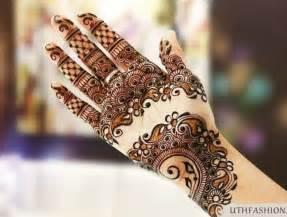 Stunning Elegant Arabic Mehndi Designs for Hands | Trendy ...