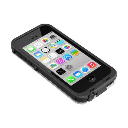 lifeproof cases for iphone 5c lifeproof fre iphone 5c black clear reviews