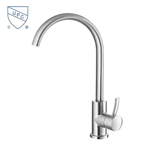liquidation robinet cuisine robinet de cuisine en acier inoxydable sans plomb 250807