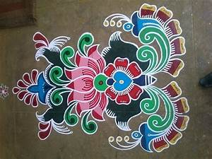 110+ Best Rangoli Designs, patterns Simple & easy for Diwali