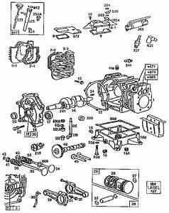 Looking For Briggs  U0026 Stratton Model 422437