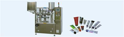 tube filling machine nf jornen