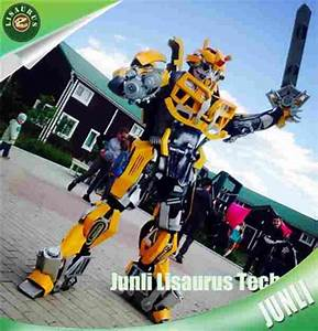 Bumblebee Transformer Cosplay Costume Transformers