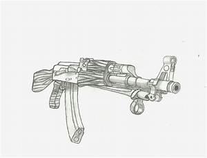 AK-47 by Homefront5 on DeviantArt