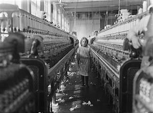 Factory Worker - Industrial Revolution Webquest