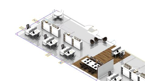 architectural layouts 2d 3d cad rendered images richardsons office furniture