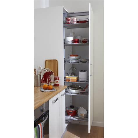 placard haut de cuisine amenagement colonne cuisine cuisinez pour maigrir