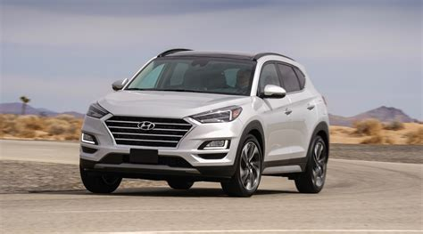 2019 Hyundai Tucson Gets A Facelift And More Tech The