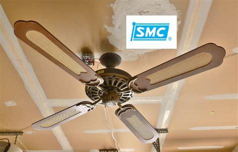 smc ceiling fan blades smc a52 ceiling fan remake
